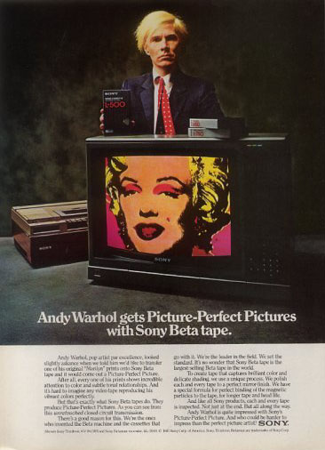 andy thesis warhol Creating abstract, abstract expressionism, and this is not your typical art history thesis the famous marilyn monroe pieces done by andy warhol or his.