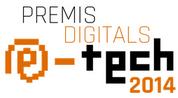 Premis digitals e-tech 2014