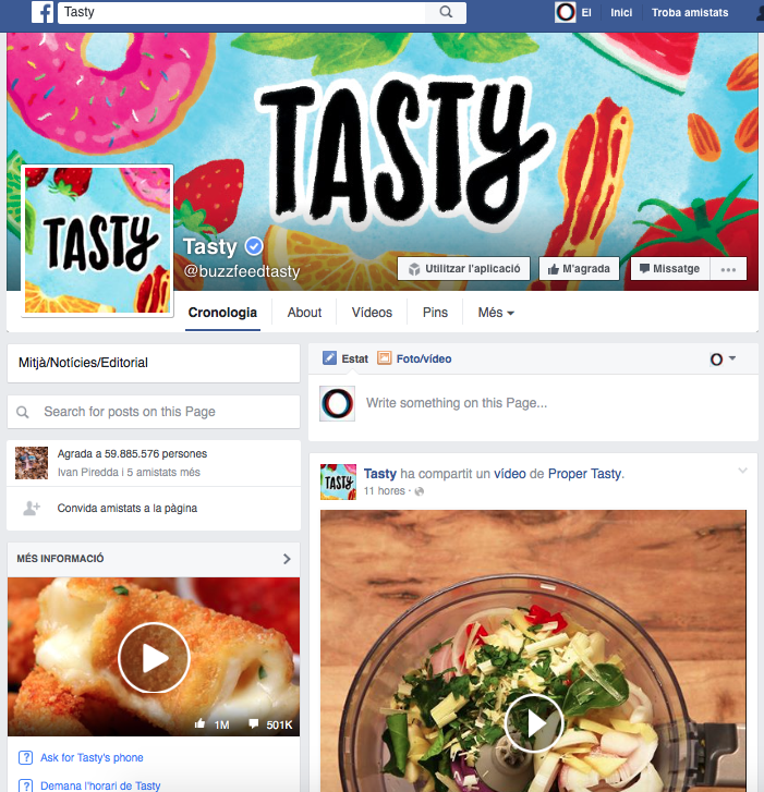 tasty facebook viral video recepta elgiroscopi